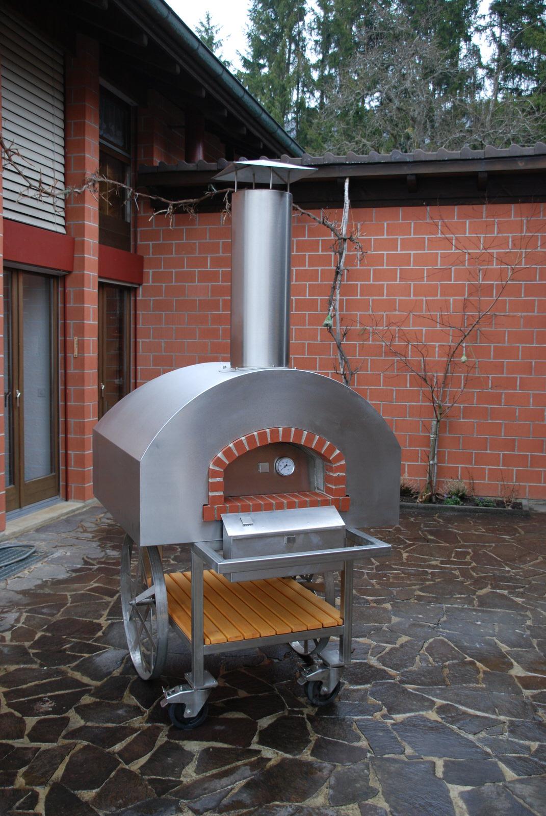 Kohlerpizzabacker Miete Zubehor Ch Kohler Ofenbau Seewen So